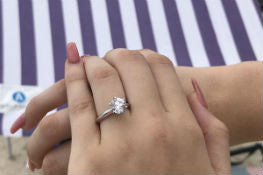 5 Reasons to choose a Secrets engagement ring