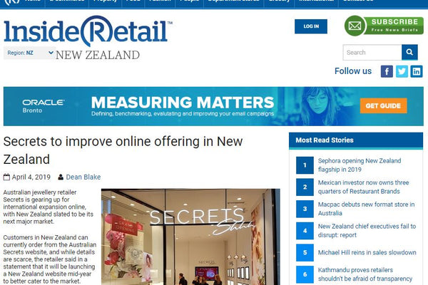 Inside Retail New Zealand