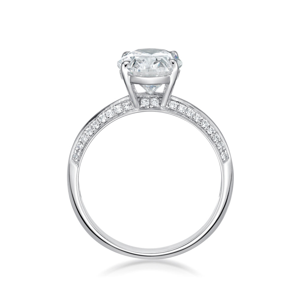 rings diamond platinum ring engagement certified amp oval berrys s image surround gia berry pave cut