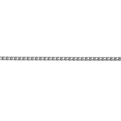 Sterling Silver Designer Knot Chain in Sterling Silver
