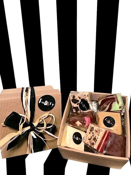 Gourmet Fudge Gift Hampers