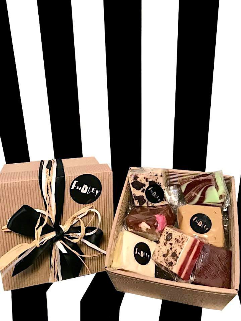 Fudgey Best Seller Gourmet Fudge Gift Hamper