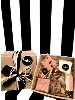 Fudgey Fruity Gourmet Fudge Gift Hamper