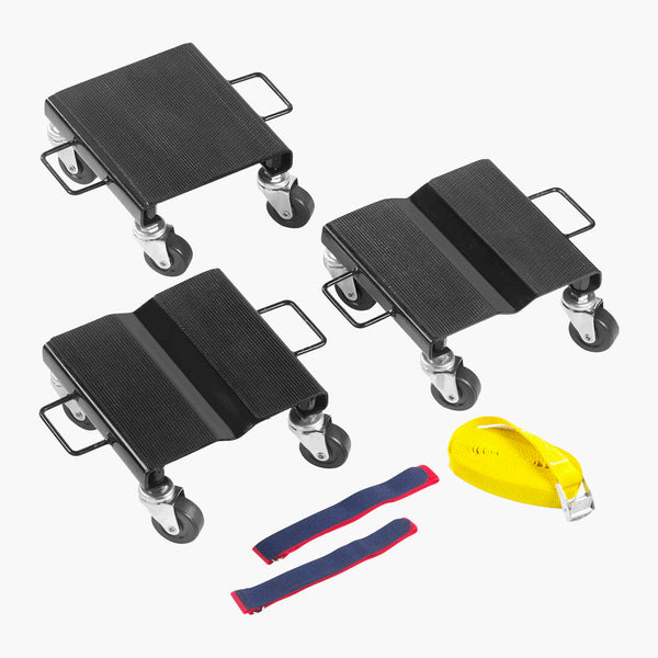 Snowmobile Roller Set Snowmobile trolley set (TA-DL02 )