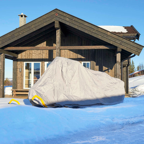 Full Snowmobile Cover XL (Dimensions: 273*40*120 cm )