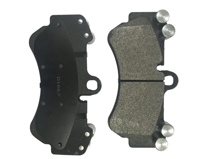 High performance brake pad for 18Z caliper