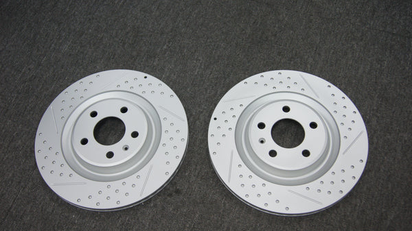 After Market High Performance Brake Disc for Audi A8