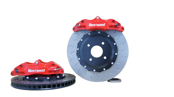 High performance Brake Kit 4 pot Racing brake kit for Ford Fiesta