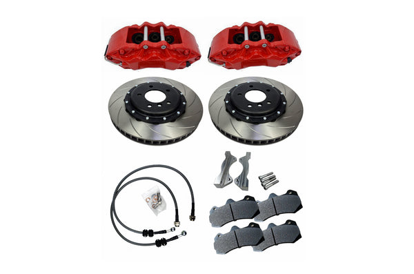 Ford Focus Brake Upgrade Kit