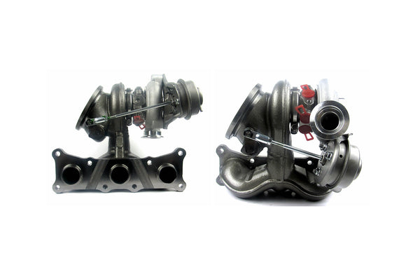 Twin Turbochargers for BMW N54 3.0 Egnine
