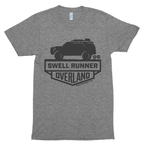 Swell Runner Tri-Blend T (Gray)