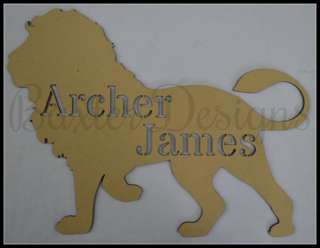 Room Shape Decorations Children Wall Door Decor Personalised