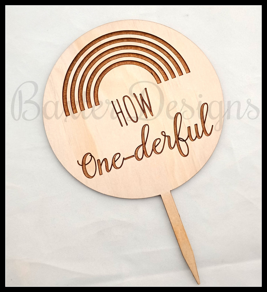 Personalised Ply wood Cake Toppers Birthday Wedding Engagement Custom
