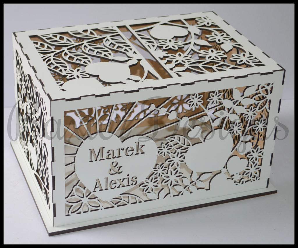 Personalised Wishing Well Box