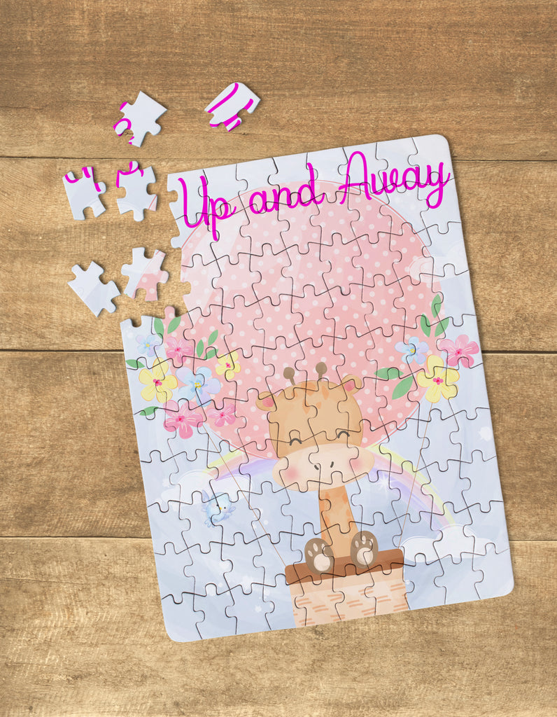 Personalised Childrens Puzzle