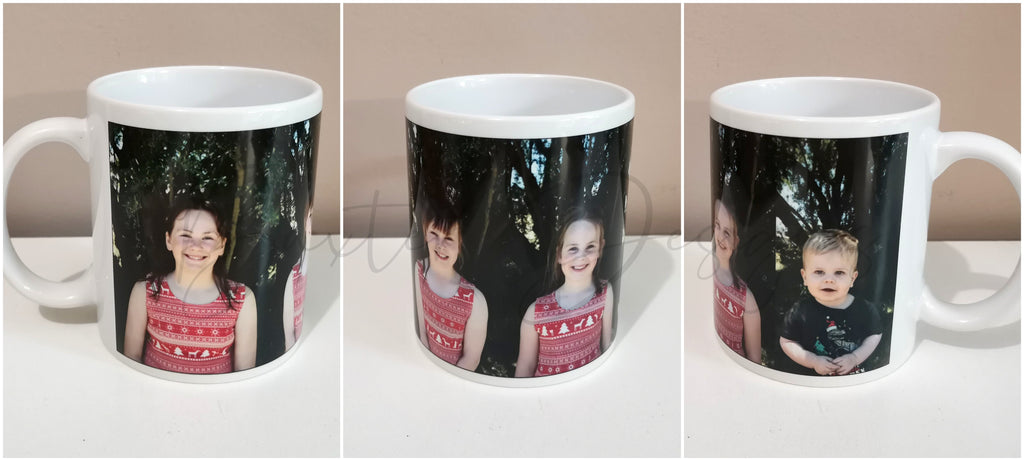 Personalised Printed Mug - Photo