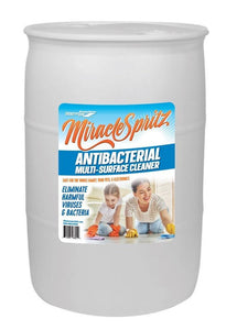Bulk Sized 55 Gallon Multi-Purpose Antibacterial Disinfectant - ShowRoom Doctor Z