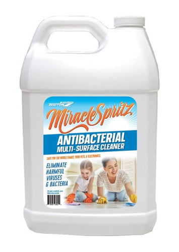 Miracle Spritz Antibacterial Multi-Surface Cleaner And Virus Eliminator - ShowRoom Doctor Z