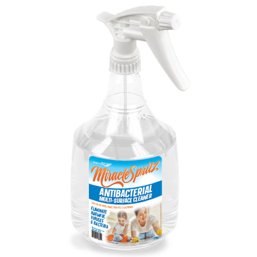 Miracle Spritz Antibacterial Multi-Surface Cleaner And Virus Eliminator Spray - ShowRoom Doctor Z