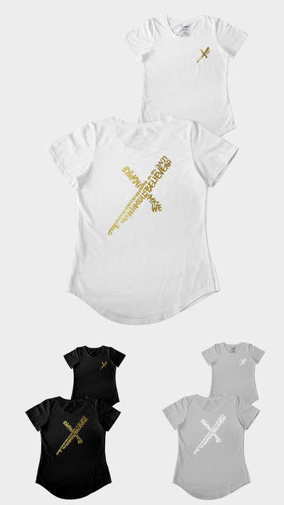 "Women's ""Collage"" T-shirt"