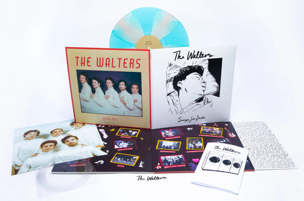 "12"" Vinyl - ""Songs For Dads / Young Men"" BUNDLE [Limited Edition Blue Pinwheel]"