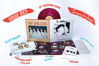 "12"" Vinyl - ""Songs For Dads / Young Men"" BUNDLE [Limited Edition Maroon Splatter]"