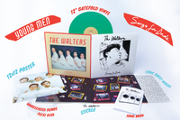 "12"" Vinyl - ""Songs For Dads / Young Men"" BUNDLE [Limited Edition Mint Green]"