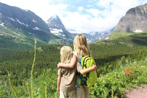 Glacier National Park: Hiking With Kids