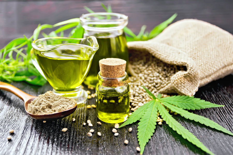 Green Beauty - Why Hemp Seed Oil is Your Skin's Best Friend