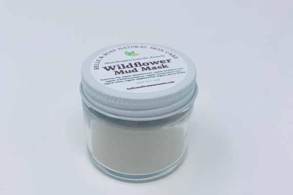 Wildflower Mud Mask