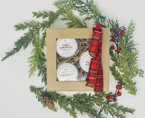 Body Butter Trio Gift Set