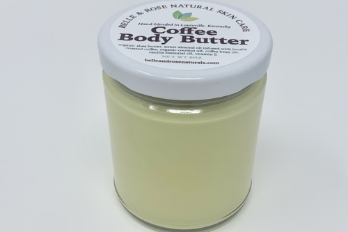 Coffee Body Butter