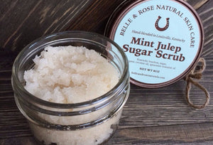 Mint Julep Sugar Scrub