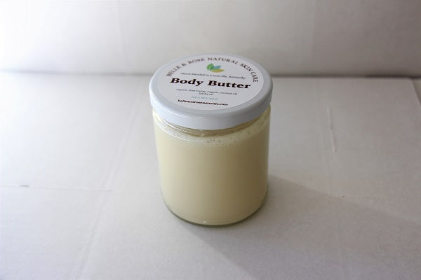 Body Butter (unscented)
