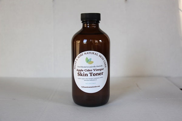 Apple Cider Vinegar Toner with Essential Oils
