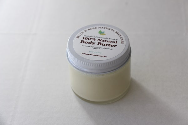 Travel Size Body Butter (unscented)