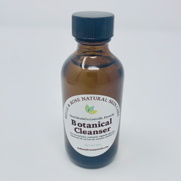 Travel Size Botanical Cleanser