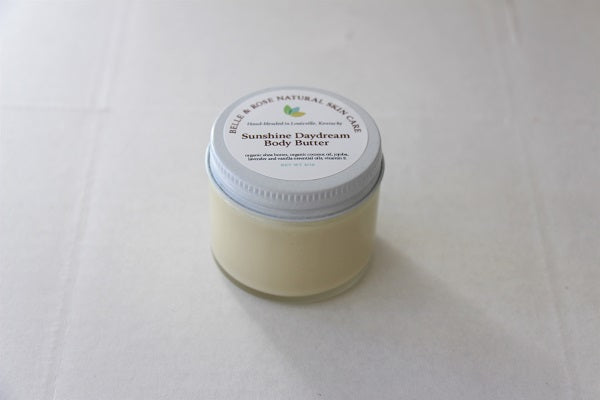 Travel Size Sunshine Daydream Body Butter