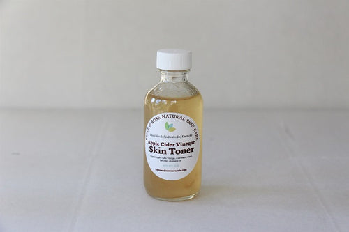 Travel Size Apple Cider Vinegar Skin Toner