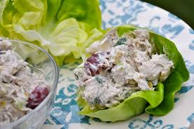 Music City Mustard Twisted Chicken Salad