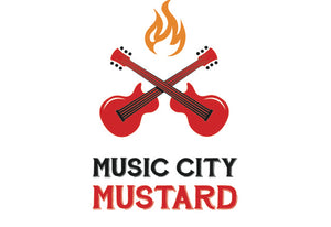 Signature Music City Mustard Kitchen Towels