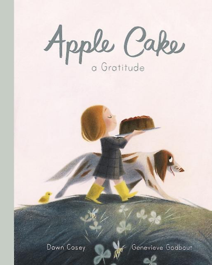 Apple Cake A Gratitude - Mini Village