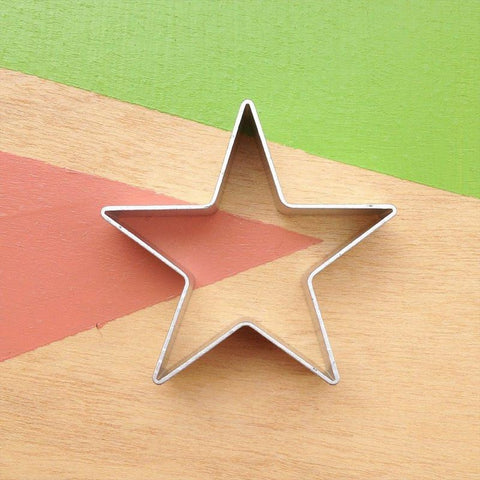 Star Cookie Cutter - Mini Village