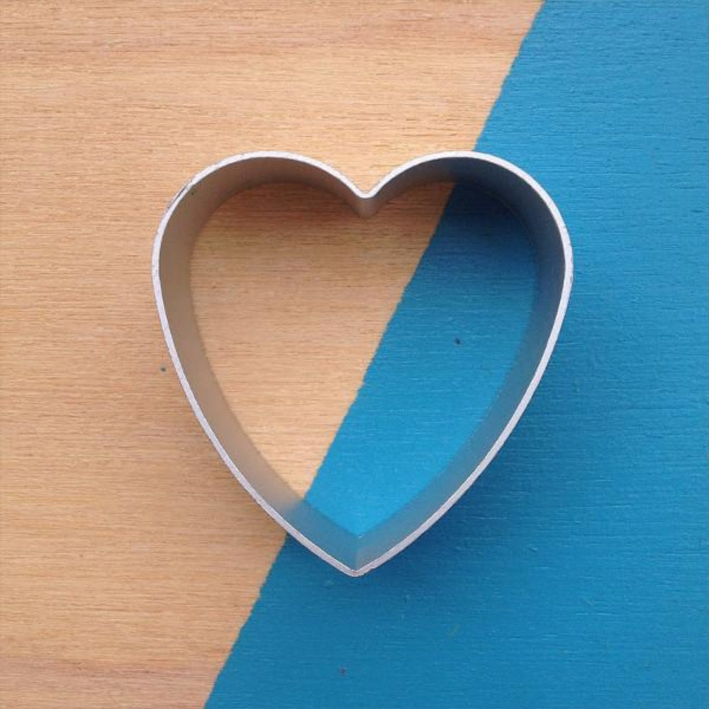 Heart Cookie Cutter - Mini Village