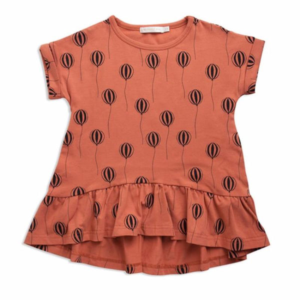 UP IN THE AIR FRILL DRESS - Mini Village