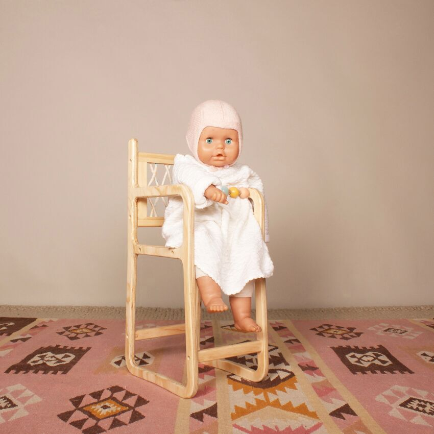 The Gretel Dolls High Chair - Mini Village