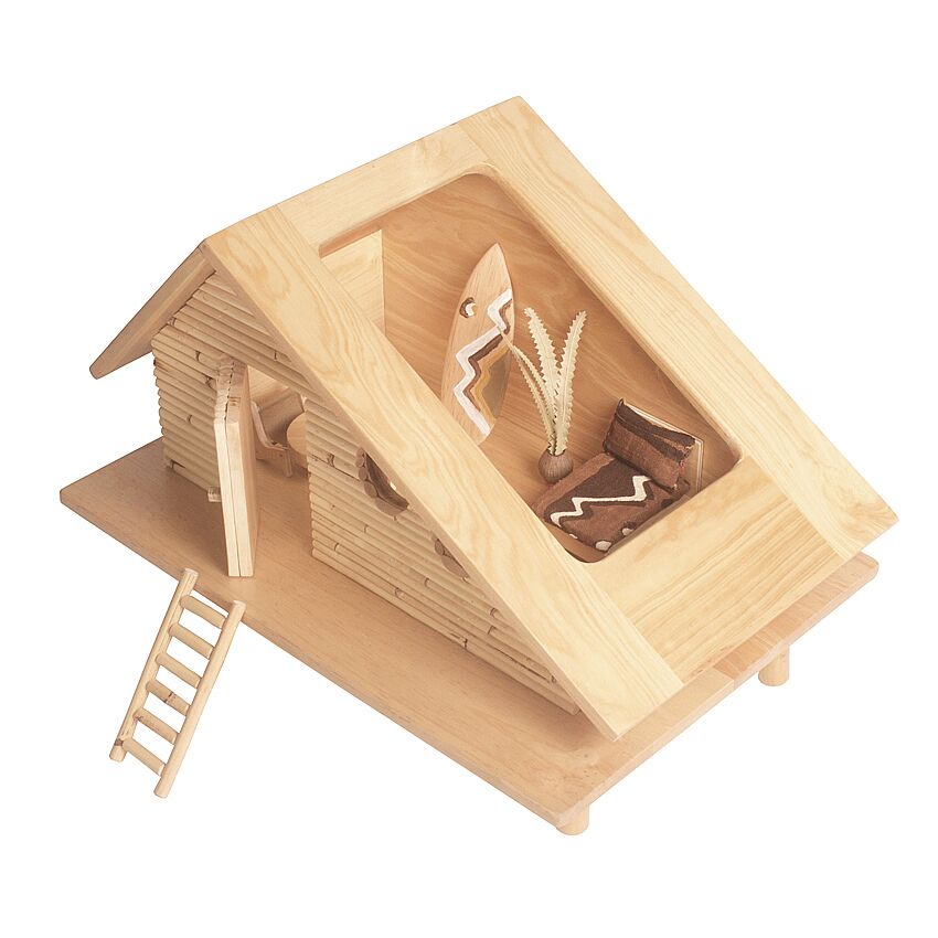 Surf Shack Furniture Set - Mini Village