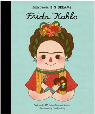 Little People, Big Dreams -Frida Kahlo - Mini Village