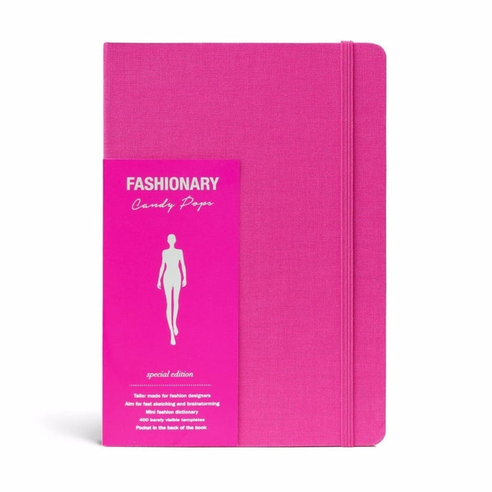 Fashionary a5 womens sketchbook notebook