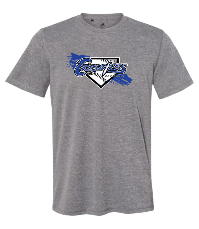 Crusators Sport T-Shirt - Homeplate Dirt